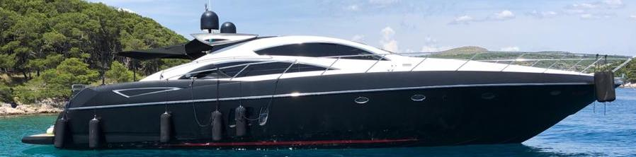 Sunseeker Predator 72 Ht – Tax paid.